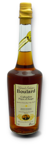 how to drink calvados brandy